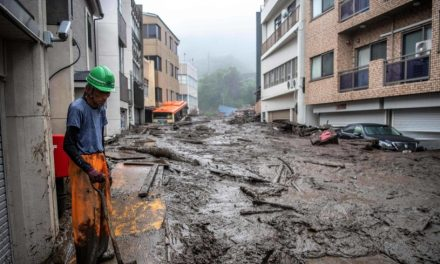 Taiwan sends sympathy messages over deadly mudslide in Japan