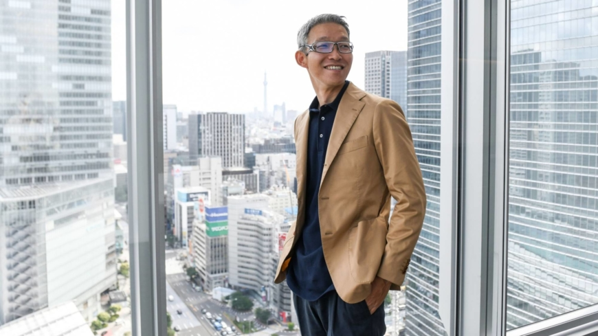 Youngest Nikkei 225 CEO seeks to 'simplify hiring' in COVID-19 era