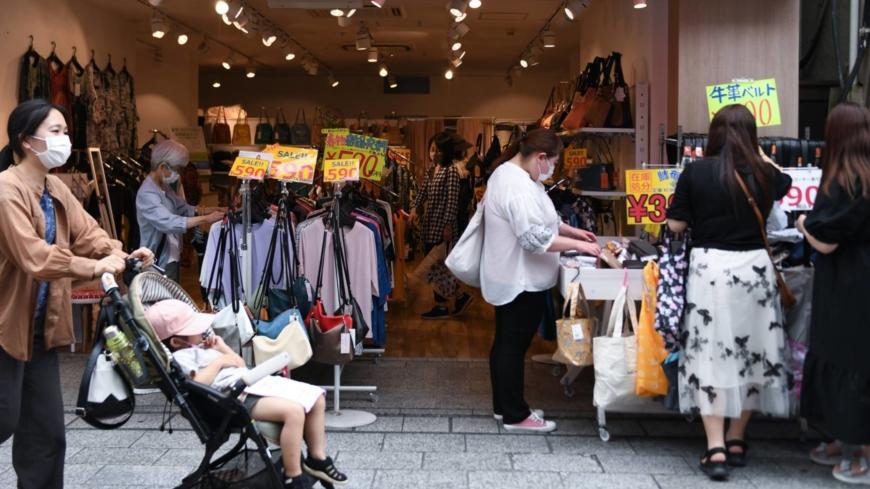 Japan's household spending jumps in May, rebounding from virus slump