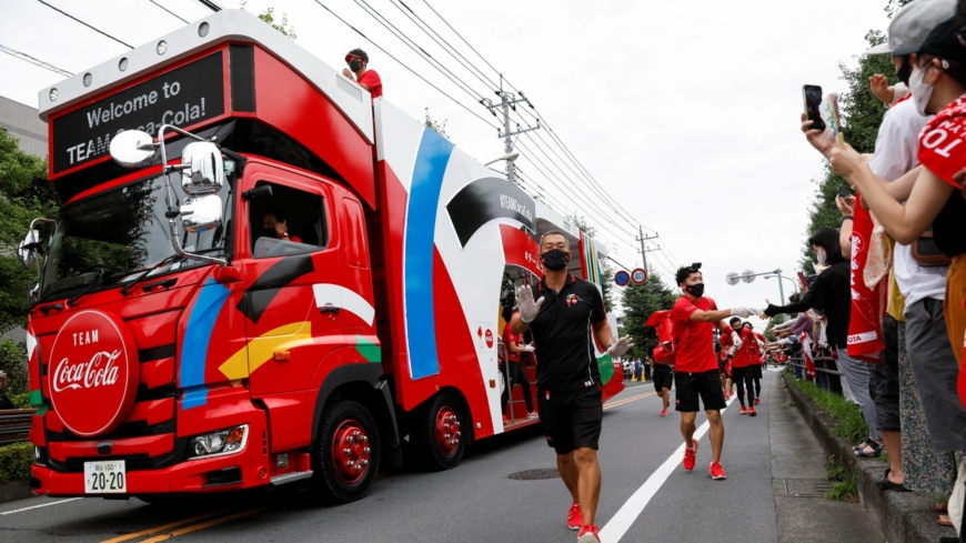 Tokyo takes most of Olympic torch relay off public roads due to COVID-19