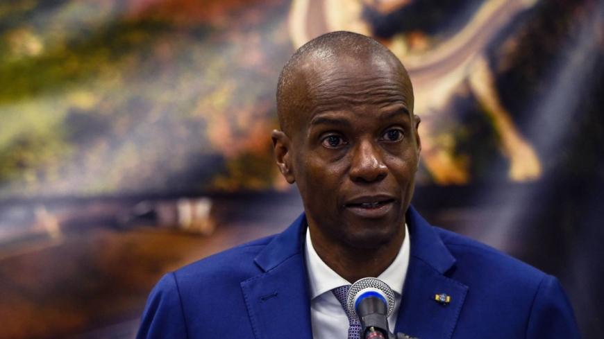 Haiti President Jovenel Moise assassinated, says interim prime minister