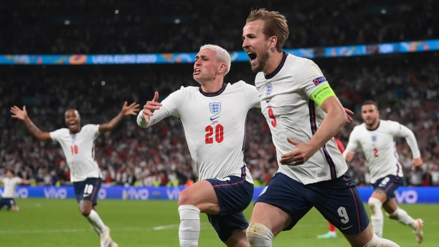 Dare to dream? England beats Denmark in extra-time thriller to reach home Euro final