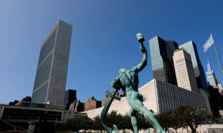Building the inclusive, networked U.N. we need