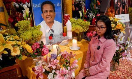 Family of slain Cambodia activist Kem Ley mark five year anniversary