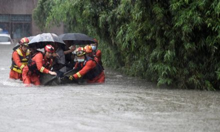 Thousands evacuated from floods in China's Sichuan province, more rain forecast
