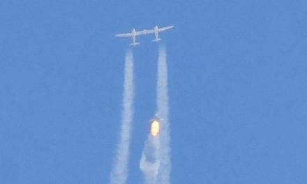 Branson and Virgin Galactic pull off key test for space tourism