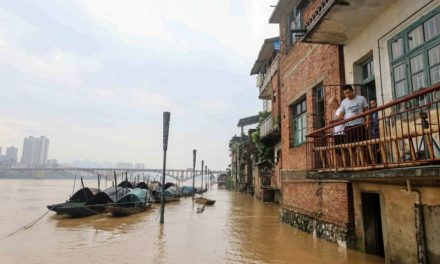 China's extreme weather warnings avoid talk of climate change