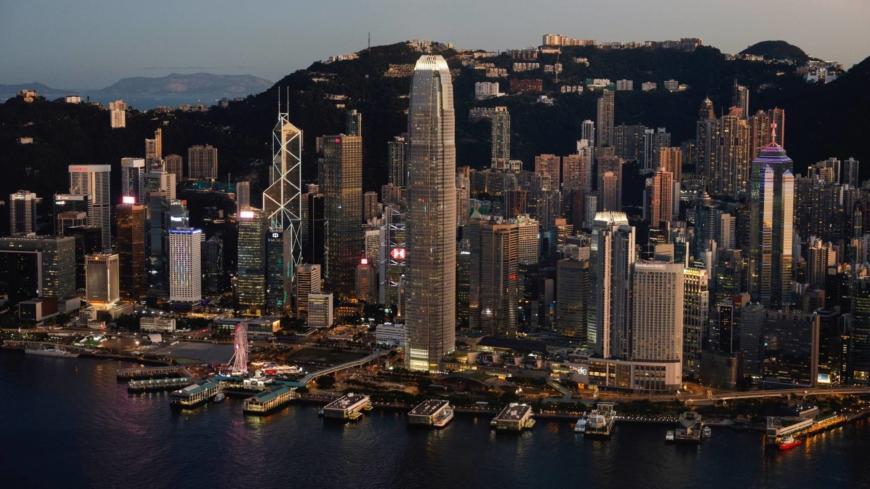 Citing China's pressure, U.S. warns investors on Hong Kong