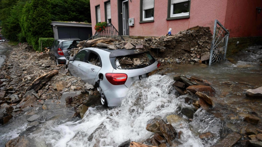 At least 68 dead in Germany, Belgium as extreme rain storms ravage Europe
