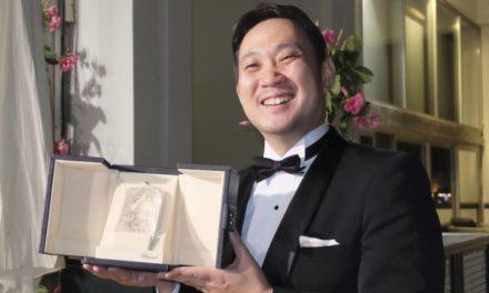 Japan's Ryusuke Hamaguchi and Takamasa Oe win Best Screenplay at Cannes for 'Drive My Car'