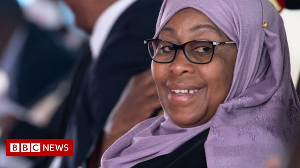 Tanzania President Samia: We're here to show that women can lead