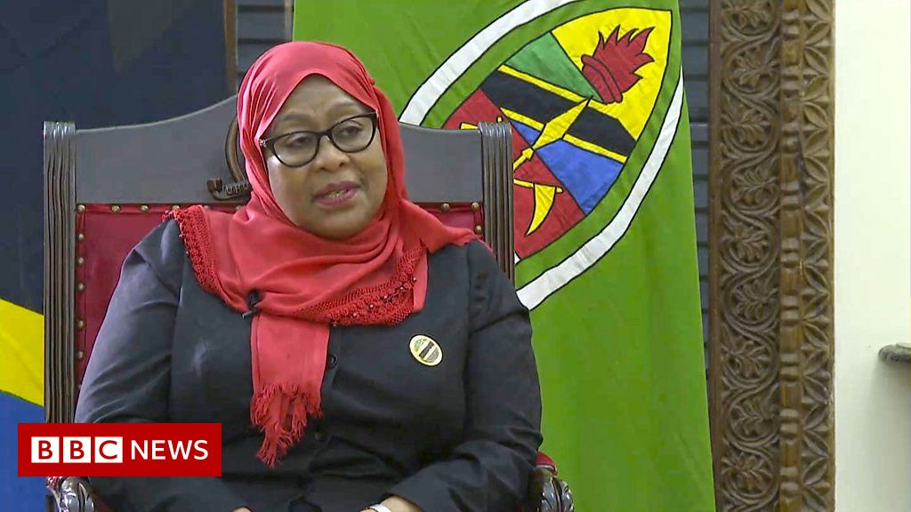 Tanzania: President Samia Suluhu Hassan on leadership, Covid-19 and democracy