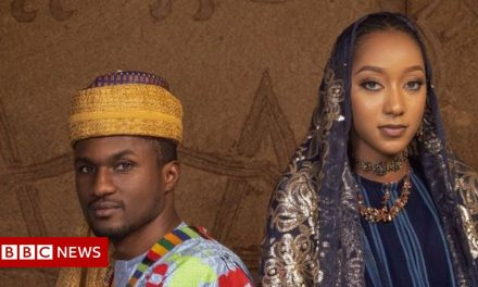 Nigeria's royal wedding: Private jets, glitz and glamour