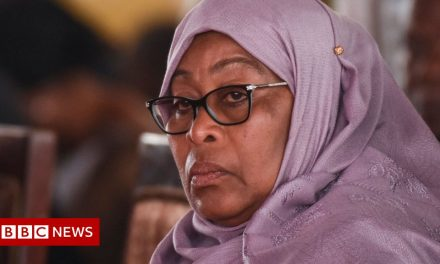 Tanzania's Samia Suluhu Hassan criticised over female footballers comments