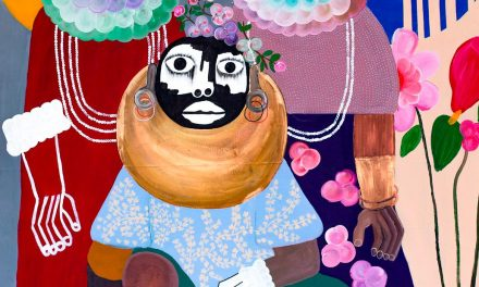 Sell-out London exhibition for 'misfit' Kojo Marfo