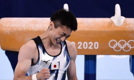 From despair to Olympic gymnastics debut: Japan's 'other Kohei'