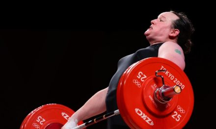 Weightlifter Hubbard becomes first trans woman at Olympics