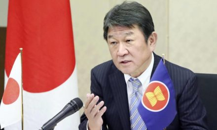 Japan, ASEAN agree on importance of free navigation in South China Sea