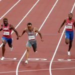 De Grasse 'shocks the world' as U.S. sprinting drought continues
