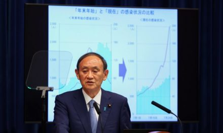 LDP executives considering presidential election on Sept. 29
