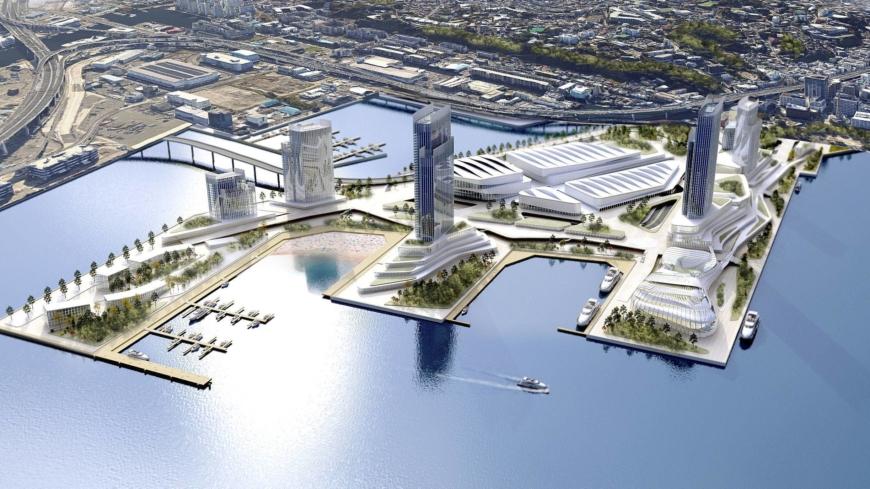 Japan's casino resort candidates put finishing touches on bids