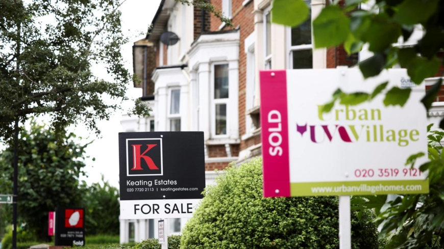 Working from home driving U.K. property price surge, says Bank of England