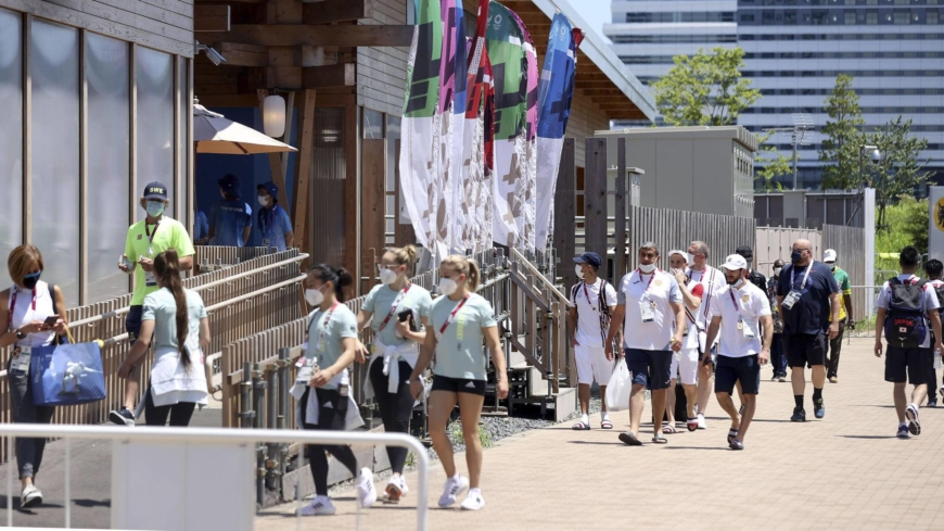 Tokyo Olympics see total of 430 COVID-19 cases since start of July