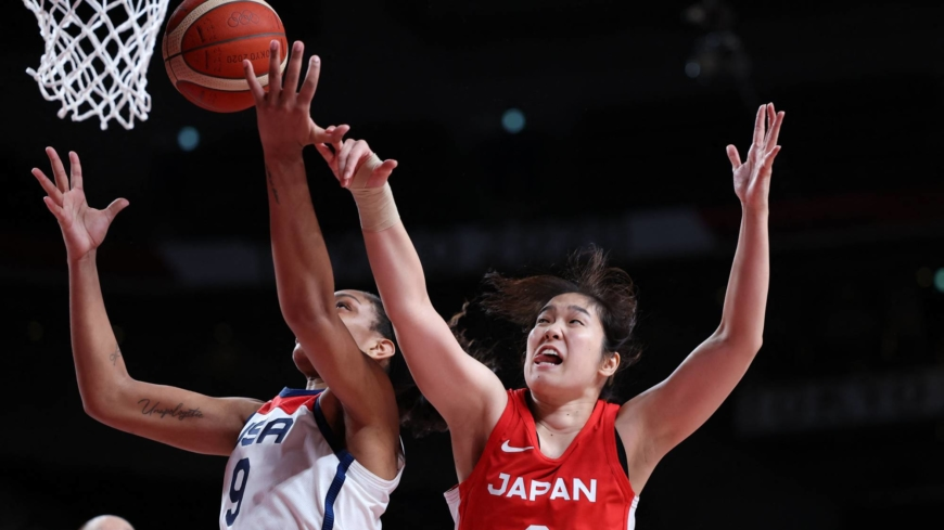 Japan's miracle run ends in final as U.S. wins basketball gold