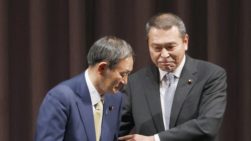 Casino takes top billing, but Yokohama mayoral election may offer hints to Suga's fate