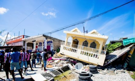 Haiti searches for survivors after magnitude 7.2 quake kills at least 304