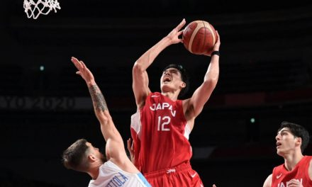 Yuta Watanabe eager to make Olympic experience count in NBA