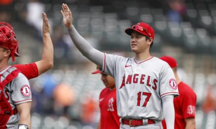 Shohei Ohtani records career-high 112th hit as Angels rally to beat Tigers