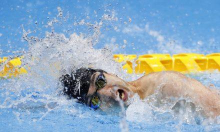 Swimmer Takayuki Suzuki wins Japan's first gold of the Tokyo Paralympics