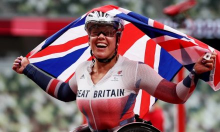 Day 5 recap: Afghan Paralympians in tears as Great Britain lights up Super Sunday