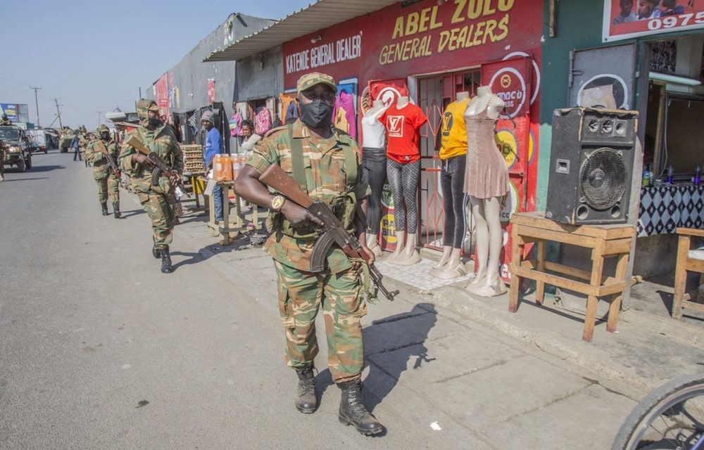 Zambia Elections: Violence heightens despite peace-pact
