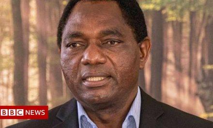 Zambian President Hichilema shocked by corruption levels