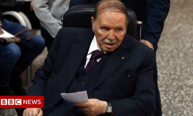 Abdelaziz Bouteflika: Former Algerian president dies aged 84
