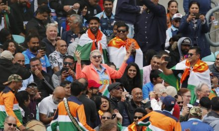 'A cultural thing': Cricket defines British-Indian identity