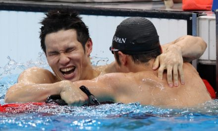 Japan's Keiichi Kimura and Uchu Tomita grab top two podium spots in S11 100-meter butterfly