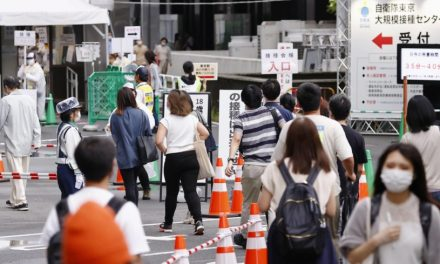 COVID-19 tracker: Tokyo's new cases fall below 1,000 for first time since July 19