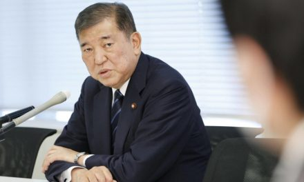 Facing intraparty obstacles, Ishiba wrestles with role in LDP election