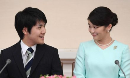 Princess Mako and Kei Komuro look to register marriage in October