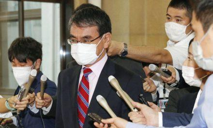 Vaccine czar Taro Kono to announce bid for LDP leadership Friday, sources say