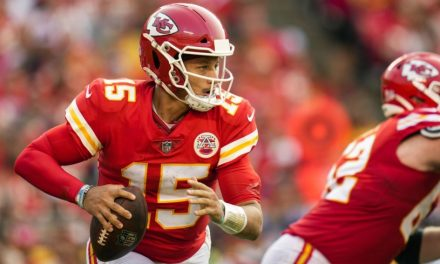 Patrick Mahomes rallies Chiefs to win over Browns