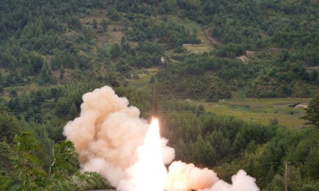 North Korea tests new weapons, and much more