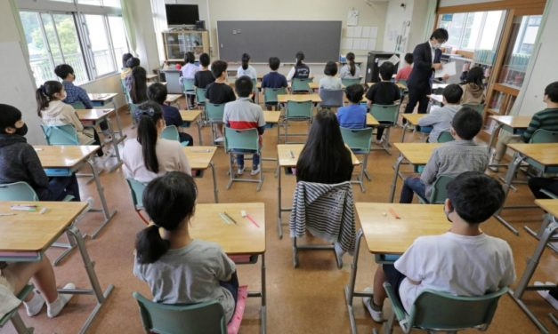 New COVID-19 cases among kids in Japan surge in August