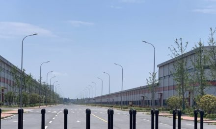 Deserted factories in Nanjing show how China's electric car boom went too far