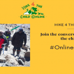 Ghana launches 'Hike For the Child Online' Campaign
